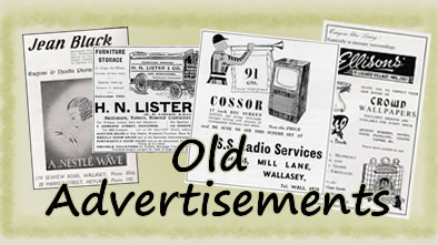 Old Wallasey Advertisements