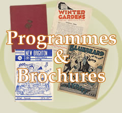 Wallasey Programmes and Brochures