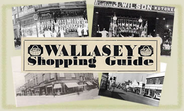 Shopping In Wallasey